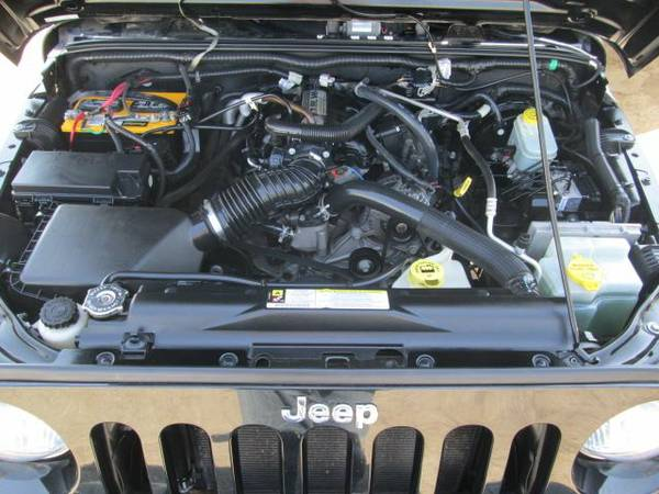 2008 Jeep Wrangler Unlimited X For Sale in Los Angeles CA