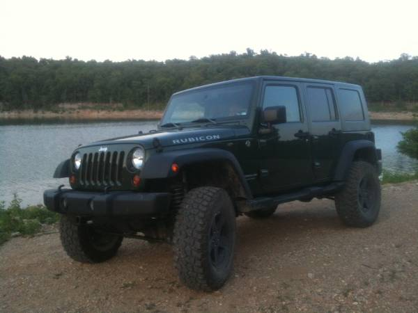 2008 jeep wrangler unlimited rubicon for sale in mountain home ar. Black Bedroom Furniture Sets. Home Design Ideas