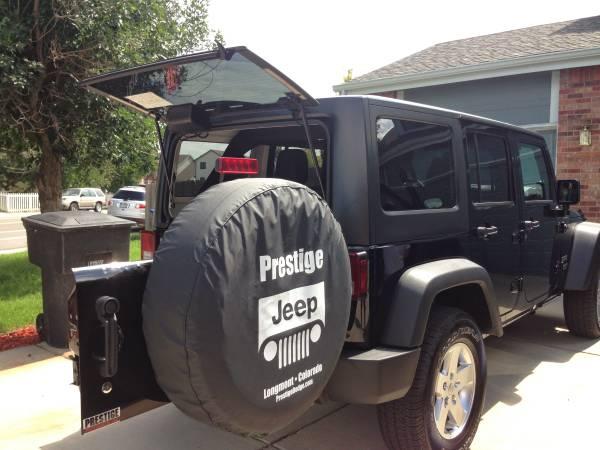 2013 jeep wrangler unlimited sport for sale in longmont ca. Black Bedroom Furniture Sets. Home Design Ideas