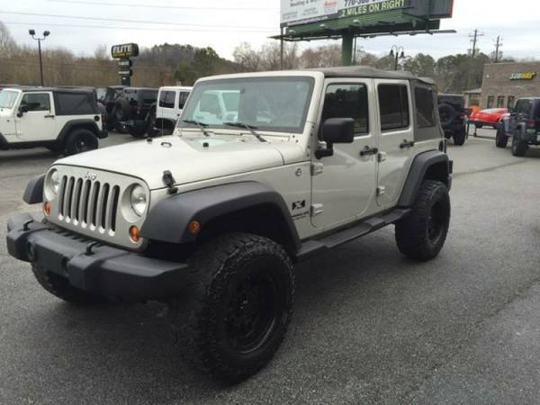 Jeep Wrangler Unlimited For Sale in Georgia - Page 4