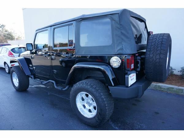 2007 jeep wrangler unlimited sahara for sale in lawrenceville ga. Black Bedroom Furniture Sets. Home Design Ideas
