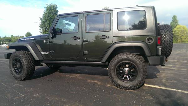 2010 jeep wrangler unlimited rubicon for sale in east. Black Bedroom Furniture Sets. Home Design Ideas