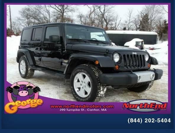 2012 jeep wrangler unlimited sahara for sale in providence ri. Black Bedroom Furniture Sets. Home Design Ideas