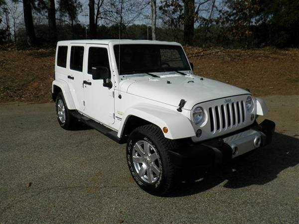 2014 jeep wrangler unlimited sahara for sale in longview ar. Black Bedroom Furniture Sets. Home Design Ideas