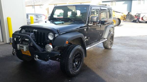 2007 jeep wrangler unlimited x for sale in strawberry road ak. Black Bedroom Furniture Sets. Home Design Ideas