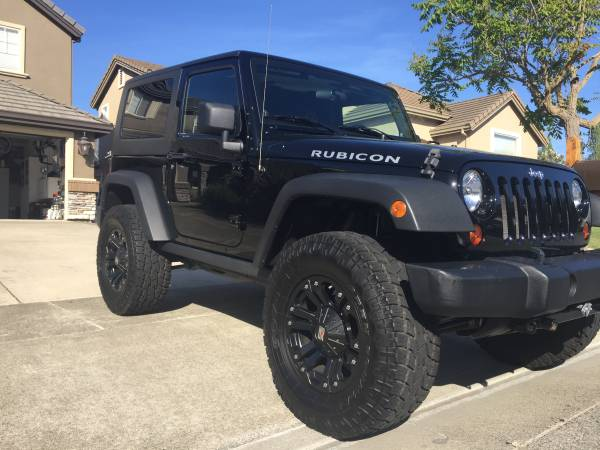 2009 jeep wrangler unlimited rubicon for sale in petaluma ca. Black Bedroom Furniture Sets. Home Design Ideas