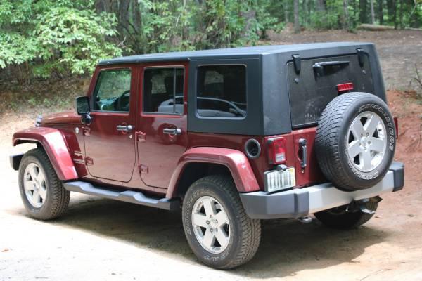 2010 jeep wrangler unlimited sahara for sale in albany ga. Black Bedroom Furniture Sets. Home Design Ideas