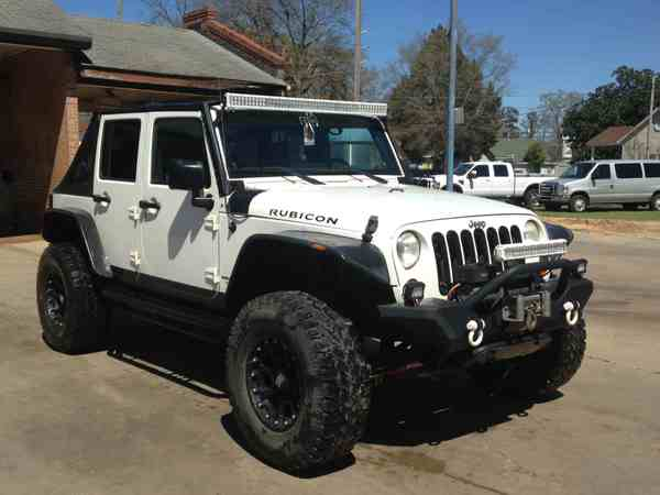 2007 Jeep Wrangler Unlimited Rubicon For Sale in Eufaula AL