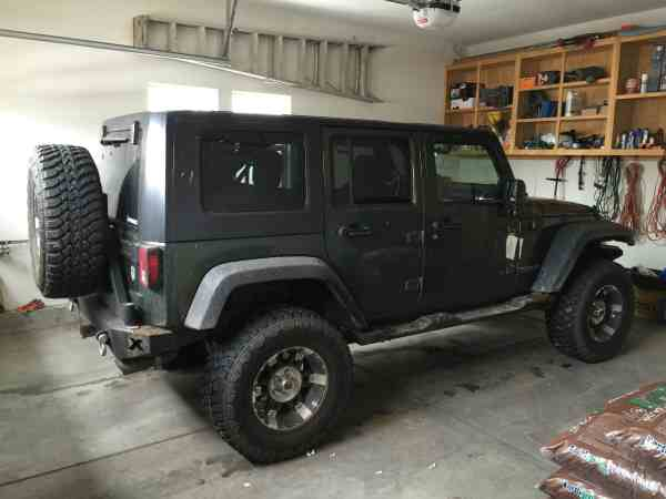 2009 jeep wrangler unlimited x for sale in aurora co. Black Bedroom Furniture Sets. Home Design Ideas