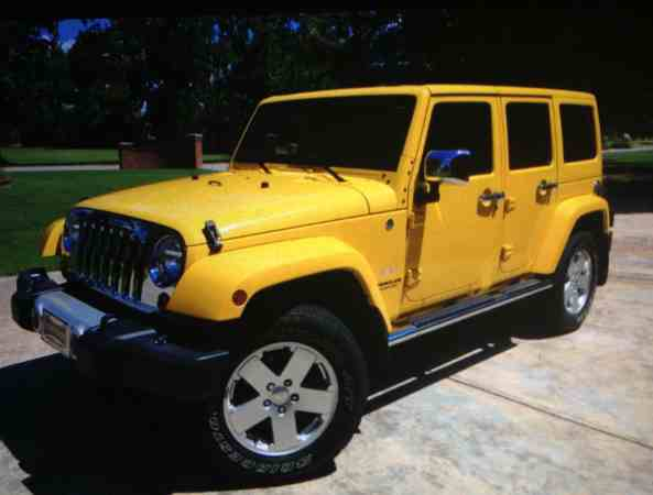 2011 jeep wrangler unlimited sahara for sale in conway ar. Black Bedroom Furniture Sets. Home Design Ideas