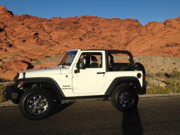 2011 jeep wrangler unlimited sport for sale in firm az. Black Bedroom Furniture Sets. Home Design Ideas