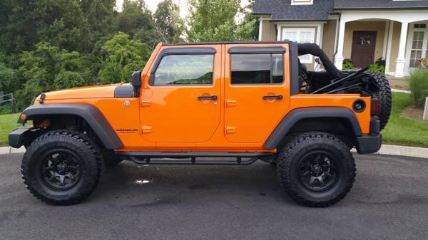 2012 jeep wrangler unlimited for sale in auburn alabama. Black Bedroom Furniture Sets. Home Design Ideas