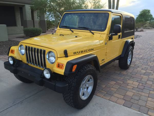 2005 jeep wrangler unlimited rubicon for sale in tucson arizona. Black Bedroom Furniture Sets. Home Design Ideas