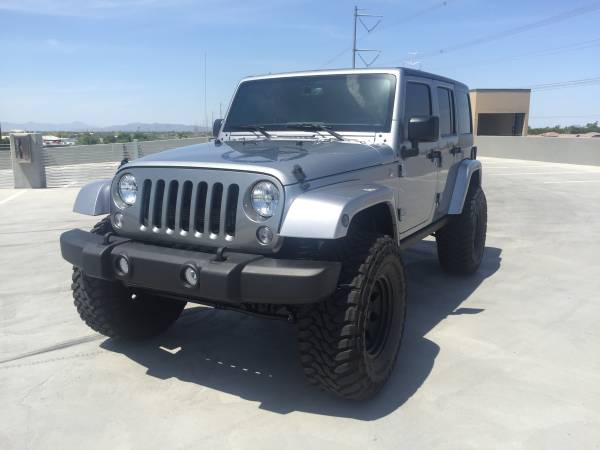 2015 jeep wrangler unlimited freedom edition for sale in gilbert arizona. Black Bedroom Furniture Sets. Home Design Ideas