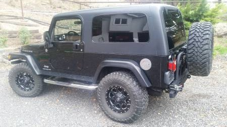 2006 jeep wrangler unlimited rubicon for sale in hagerman idaho. Black Bedroom Furniture Sets. Home Design Ideas