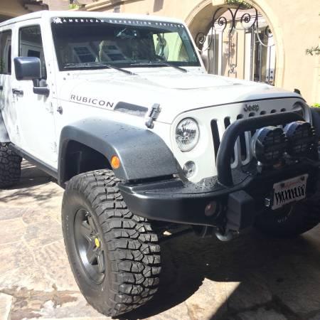 2015 jeep wrangler unlimited rubicon for sale in orange california. Black Bedroom Furniture Sets. Home Design Ideas