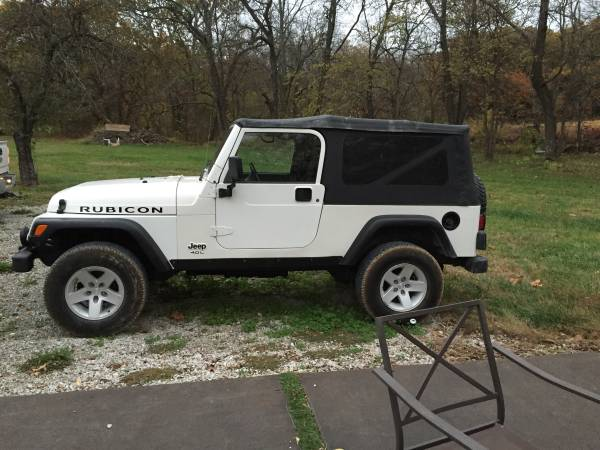 2004 Jeep Wrangler Unlimited For Sale in Eudora, Kansas
