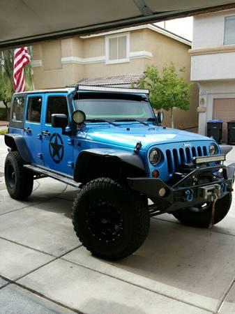 2010 jeep wrangler unlimited rubicon for sale in henderson nevada. Black Bedroom Furniture Sets. Home Design Ideas