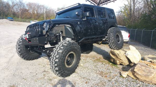 2007 jeep wrangler unlimited for sale in knoxville tennessee. Black Bedroom Furniture Sets. Home Design Ideas