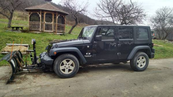 2009 jeep wrangler unlimited x for sale in buffalo new york. Black Bedroom Furniture Sets. Home Design Ideas