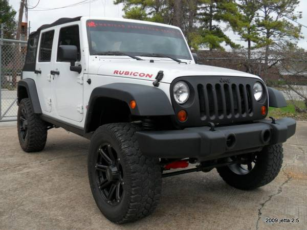 2013 jeep wrangler unlimited rubicon for sale in houston. Black Bedroom Furniture Sets. Home Design Ideas