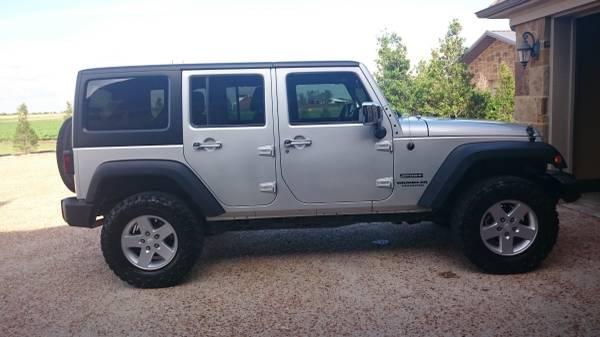 2011 jeep wrangler unlimited for sale in monette arkansas. Black Bedroom Furniture Sets. Home Design Ideas