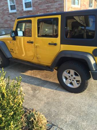 2007 jeep wrangler unlimited x for sale in okolona kentucky. Black Bedroom Furniture Sets. Home Design Ideas