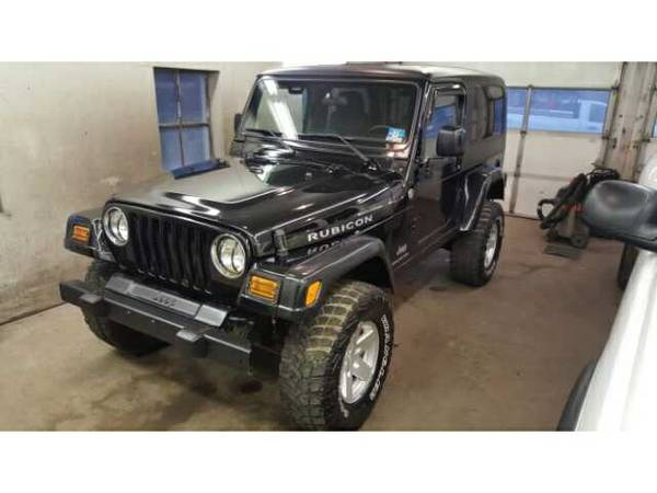 2006 jeep wrangler unlimited rubicon for sale in frenchtown new jersey. Black Bedroom Furniture Sets. Home Design Ideas