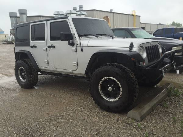 jeep wrangler unlimited for sale in oklahoma. Black Bedroom Furniture Sets. Home Design Ideas