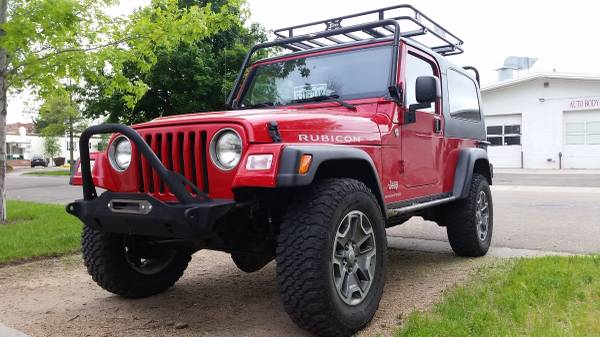 2006 jeep wrangler unlimited rubicon for sale in longmont colorado. Black Bedroom Furniture Sets. Home Design Ideas
