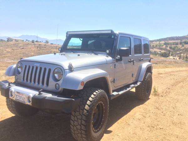 2014 jeep wrangler unlimited sahara for sale in temecula. Black Bedroom Furniture Sets. Home Design Ideas