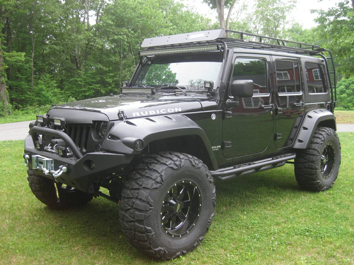 2014 Jeep Wrangler Unlimited Rubicon For Sale In Thomaston  Connecticut