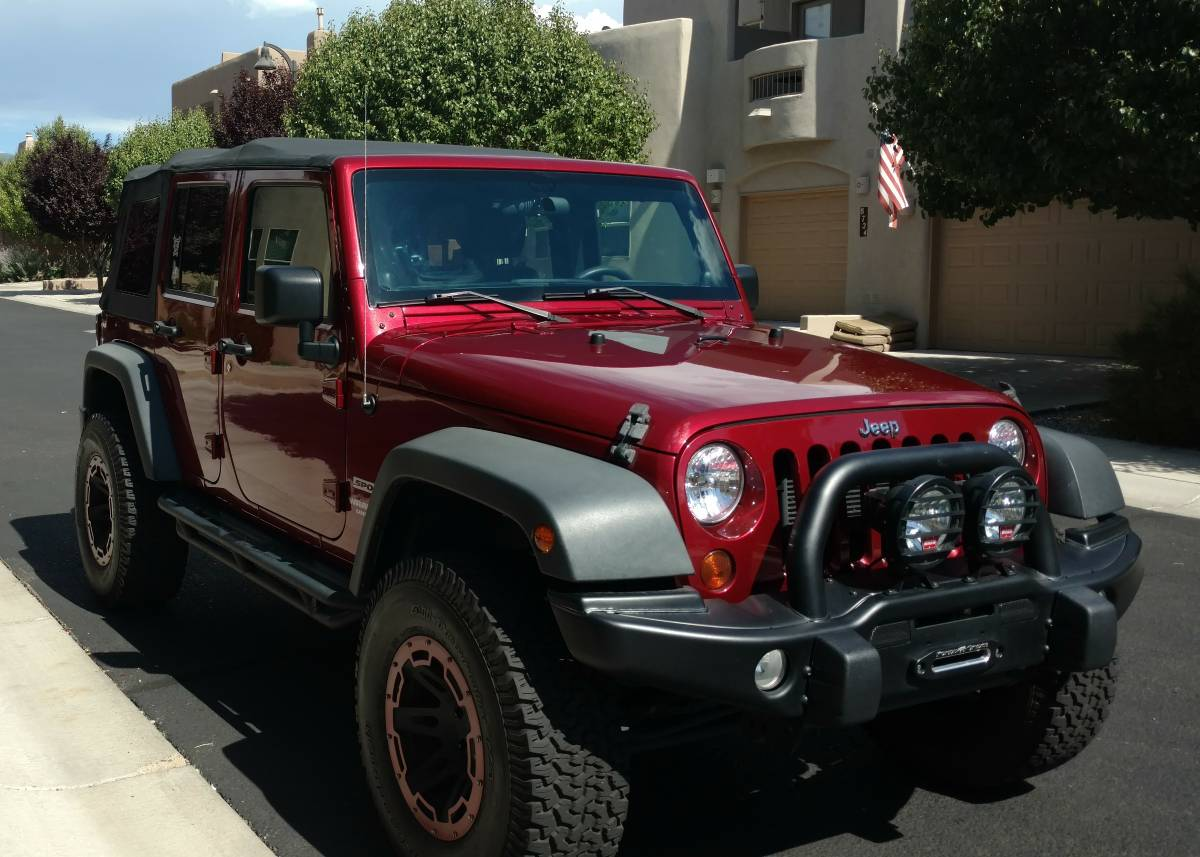 2012 jeep wrangler unlimited sport for sale in albuquerque new mexico. Black Bedroom Furniture Sets. Home Design Ideas