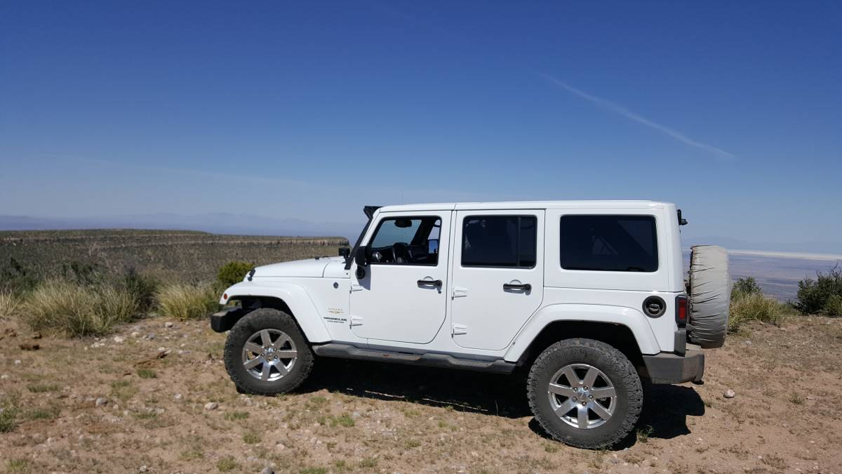 2013 Jeep Wrangler Unlimited Sahara For Sale in Las Cruces ...