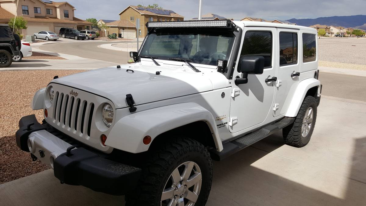 jeep wrangler unlimited sahara  sale  las cruces  mexico