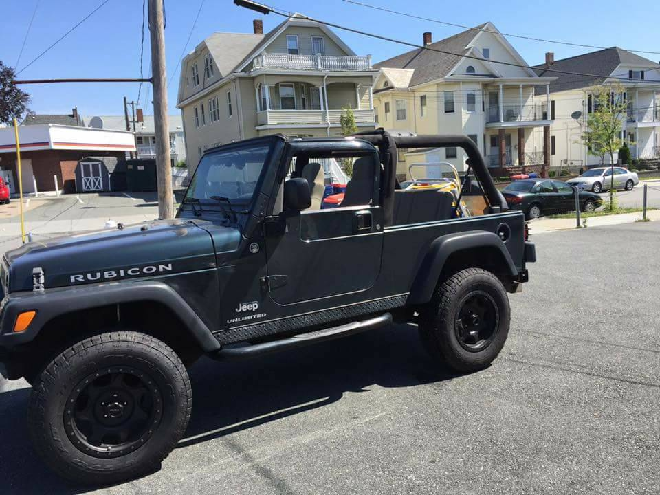 2006 Jeep Wrangler Unlimited Rubicon For Sale in New ...