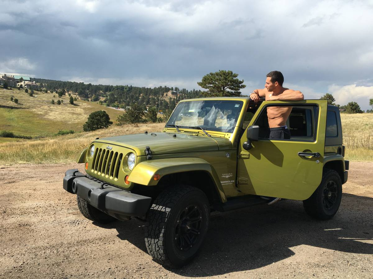 2007 Jeep Wrangler Unlimited Sahara For Sale in Great Salt ...