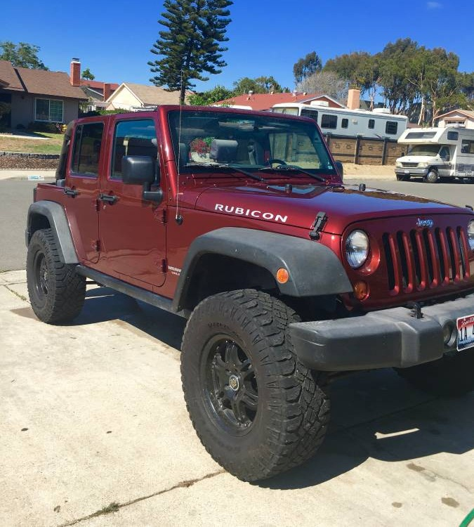 Jeep Brute Price >> 2007 Jeep Wrangler Unlimited Rubicon For Sale in San Diego ...