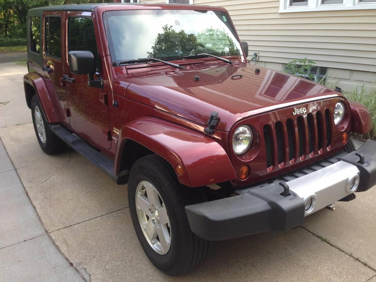 2008 jeep wrangler unlimited sahara for sale in holland michigan. Black Bedroom Furniture Sets. Home Design Ideas