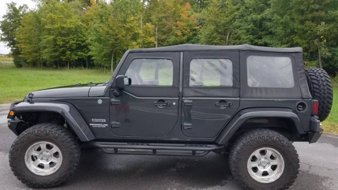 2010 Jeep Wrangler Unlimited Sport For Sale in Syracuse ...