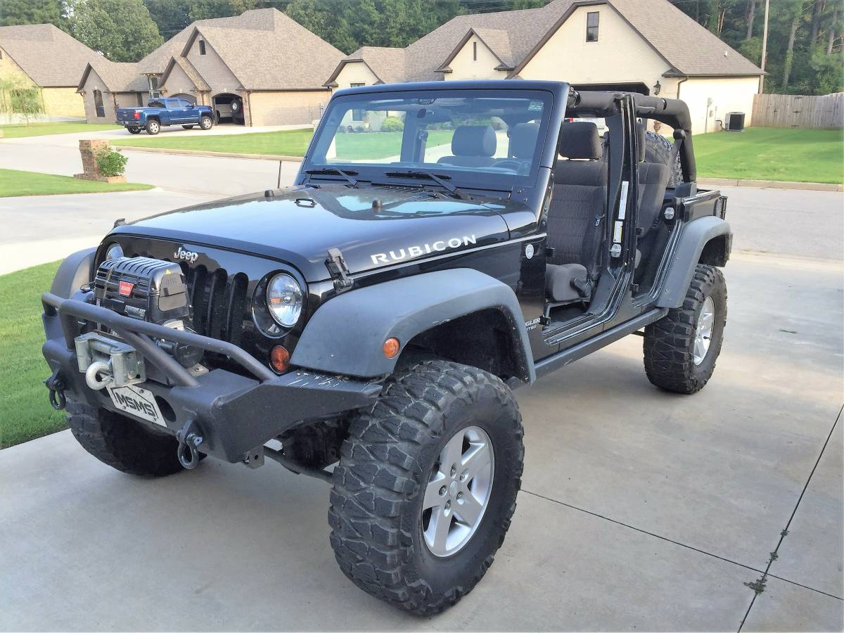 2011 jeep wrangler unlimited rubicon for sale in paragould. Black Bedroom Furniture Sets. Home Design Ideas