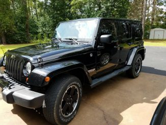 jeep wrangler unlimited altitude edition for sale. Black Bedroom Furniture Sets. Home Design Ideas