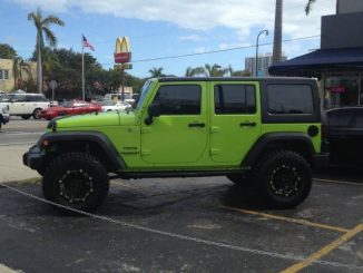 jeep wrangler unlimited for sale in miami. Black Bedroom Furniture Sets. Home Design Ideas