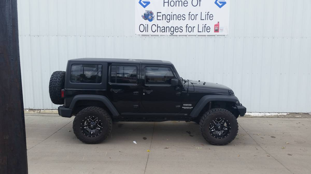 Jeep Brute For Sale Craigslist >> 2013 Jeep Wrangler Unlimited Sport For Sale in Clay Center, Kansas