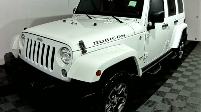 2013 Jeep Wrangler Unlimited Rubicon For Sale in Pasadena ...