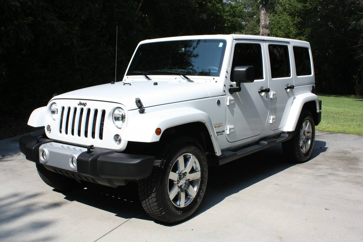 Jeep Brute For Sale >> 2015 Jeep Wrangler Unlimited Sahara For Sale in Wilmington ...