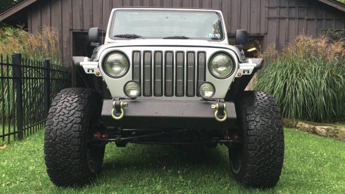 jeep wrangler unlimited for sale used lj jk us classifieds ads. Black Bedroom Furniture Sets. Home Design Ideas