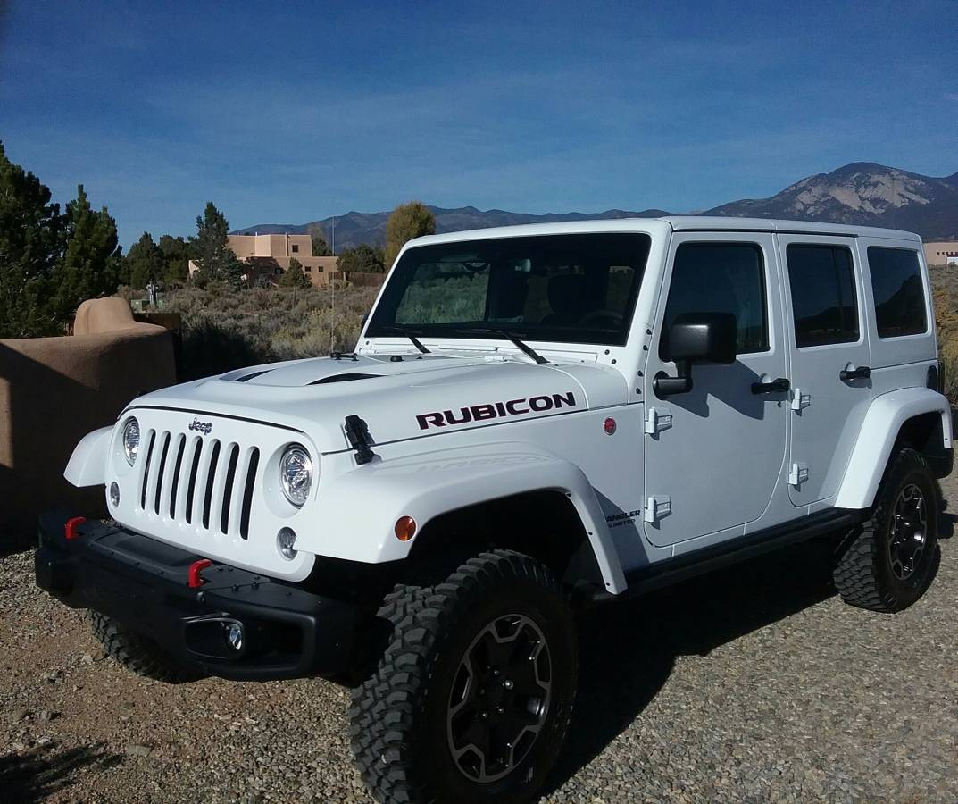2017 Jeep Wrangler Unlimited Rubicon Hard Rock For Sale In