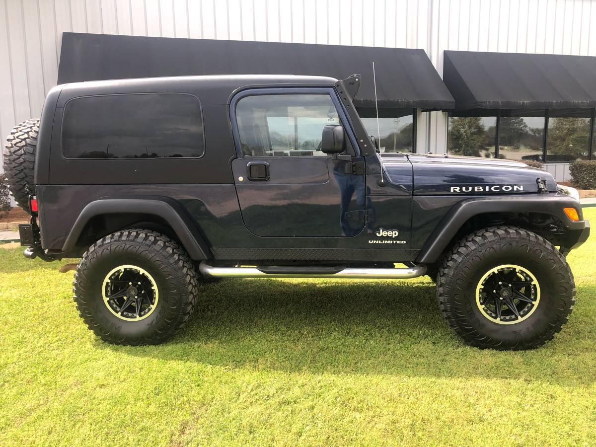 2006 Jeep Wrangler Unlimited Rubicon For Sale in Eufaula, AL