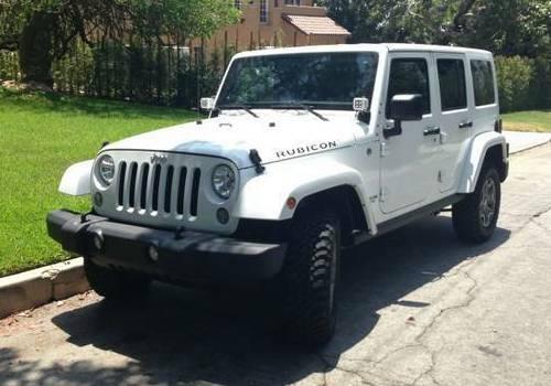 2014 Jeep Wrangler Unlimited Rubicon For Sale in Santa ...